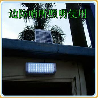 太阳能LED灯/太阳能室内照明灯具