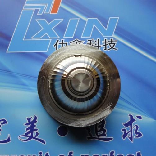 电铸CD纹拉丝纹按键/电铸铜产品