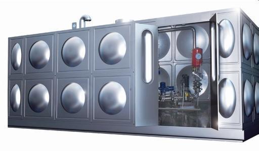 智能型一体化供水设备
