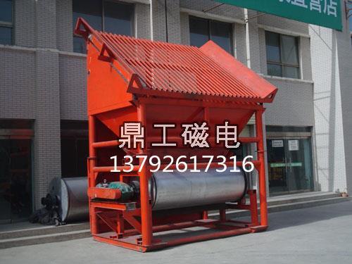 沙矿除铁磁选机 沙矿除铁专用磁选机 沙铁矿专用除铁设备