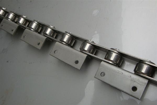 优质不锈钢弯板链条