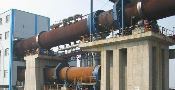 氧化铝回转窑工作原理