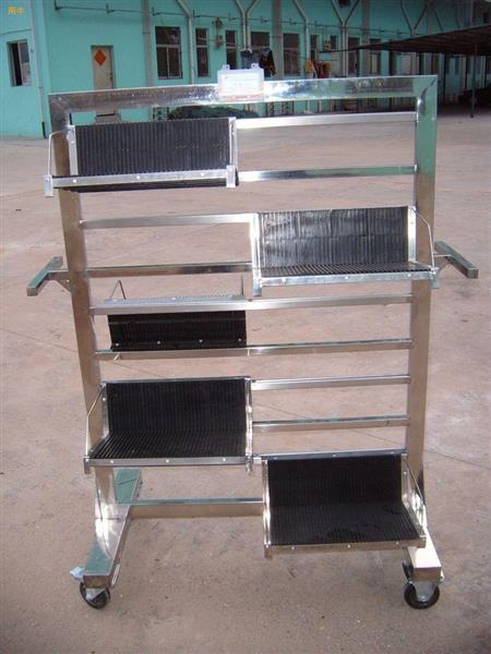 榆林pcb板挂篮车销售玉林防静电挂篮车制造玉溪防静电PCB周转车