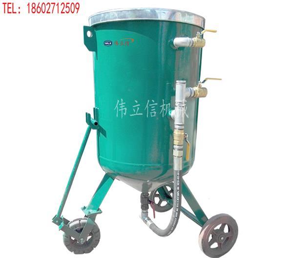 在武汉租一套喷砂机的价格