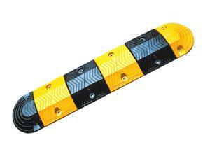 橡胶减速带、梯型减速带、橡胶减速带、减速带厂家批发-鸿粤交通